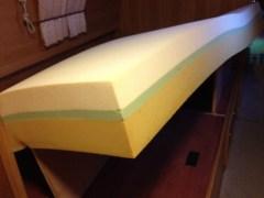 inside mattress