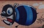 bee on ugly bridge