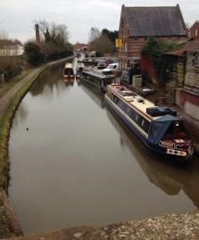 bridge 49 mooring Warwick