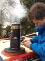 chimney fixing