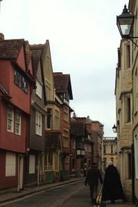 Sunday morning Oxford