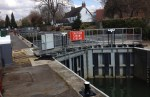 Osney lock