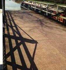 another swing bridge