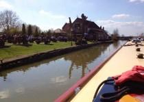 Barge Inn Seend