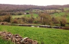 Kennet and Avon, Claverton