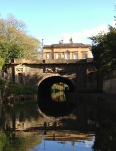 Cleaveland House - Bath tunnel