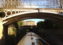 iron bridge Bath
