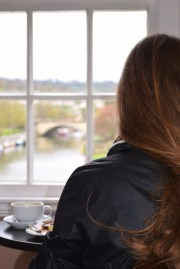 Pulteney Bridge tea shop