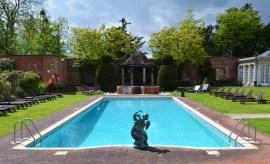 Cliveden pool