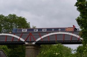 Cosgrove aqueduct