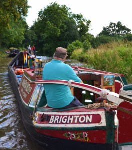 workboat and butty