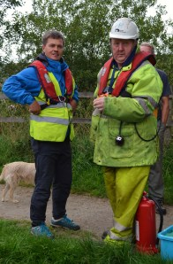 kitted out for Standedge tunnel