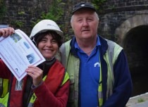 Standedge tunnel certificate