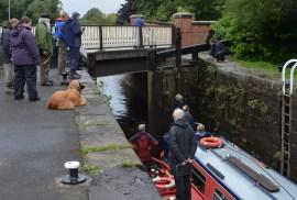 lock trouble on the Rochdale