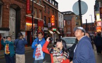 China town, Manchester