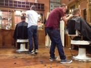 Manchester hair cut