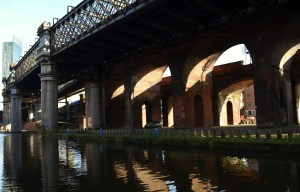 Castlefield arches
