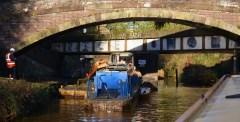 dredging at Harecastle