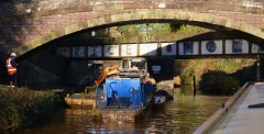 dredging at Harecastle