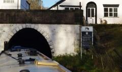 tunnel keeping goat, Preston Brook
