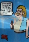 honky back yall