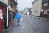hail in Kinver