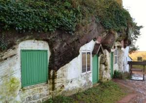 rock houses Kinver