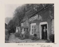 rock house Kinver 1895