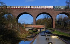 Severn Valley Railway - Falling Sands Viaduct