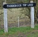 Tardebigge Top Lock