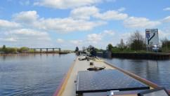 Holme Lock - River Trent