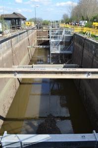 Holme Lock River Trent