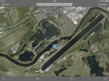 National Water Sports Centre - River Trent