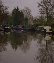 moored at Braunston