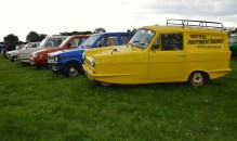 three wheeler rally