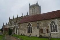 St Peter's Church - Wootton Wawen