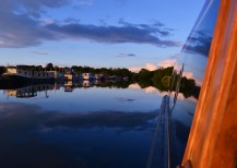 Wyre Piddle Island - River Avon