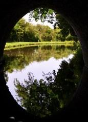 end of Barnton Tunnel