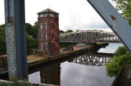 Barton swing aqeuduct