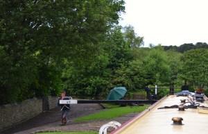 Wigan Top Lock