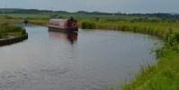 moored at Altham