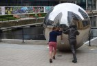 Silver Ball - Clarence Dock, Leeds