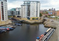 Clarence Dock from Royal Armouries