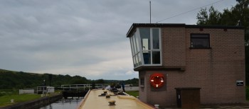 Aire and Calder lock house