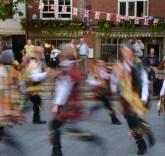 morris dancers York
