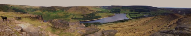Dovestone reservoir Saddleworth