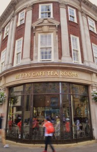 Betty's Tea Rooms York