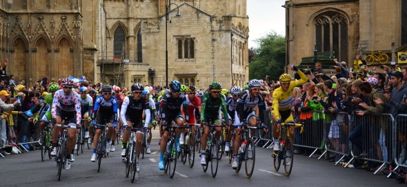 Tour de France York