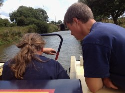 Canal and River Rescue call out