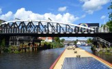 Hayhurst swing bridge Northwich